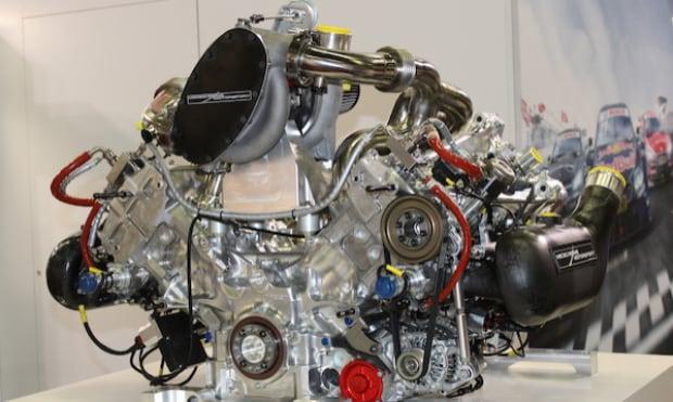 In arrivo il nuovo motore della Mecachrome