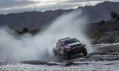 Vince la Toyota di Al-Attiyah