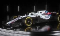 La Williams presenta la nuova FW41