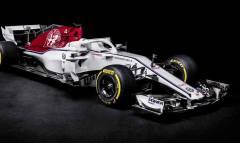 Ecco la nuova Alfa Romeo Sauber F1