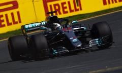 Hamilton subito veloce nelle prove libere