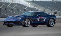 Farà da Pace Car alla Indy 500