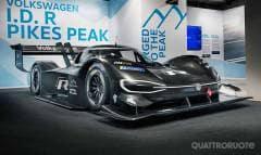 La Volkswagen scala la Pikes Peak - VIDEO