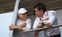 Anche Bottas rinnova con la Mercedes