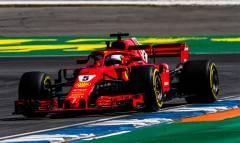 Vettel conquista la pole a Hockenheim
