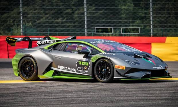La Super Trofeo Evo 10th Edition debutta a Spa