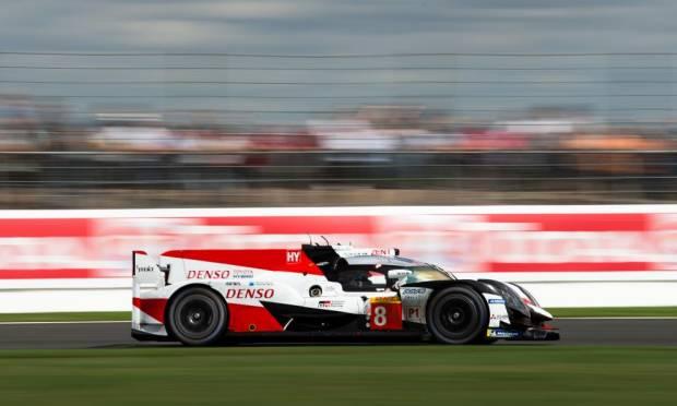 Doppietta Toyota alla 6 Ore di Silverstone