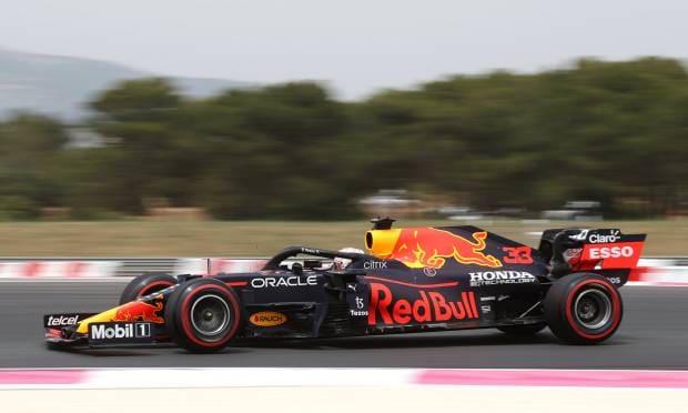 Verstappen batte Hamilton. Sul podio anche Perez