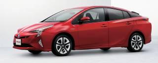 Toyota Prius I dati tecnici e l'inedita E-Four