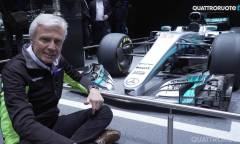 L'aerodinamica della Mercedes-AMG di F.1 - VIDEO