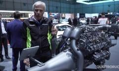 Dal motore elettrico spinto al V8 da 585 CV - VIDEO