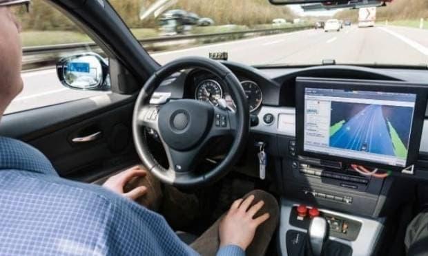 Al via anche in Italia i test per la guida autonoma