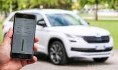 Sim in prova per un mese per il Connect integrato con gli smartphone