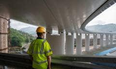 Uno sguardo nel Ponte San Giorgio - VIDEO