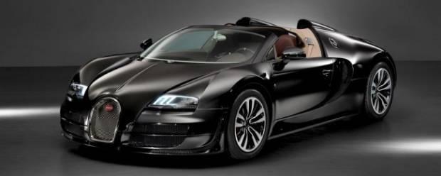 Bugatti Veyron L'ultimo esemplare sarà esposto al Salone di Ginevra