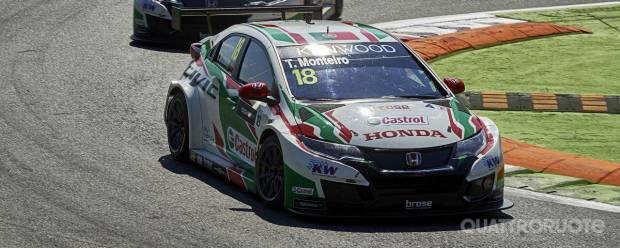 Wtcc Il ritorno delle Honda a Monza