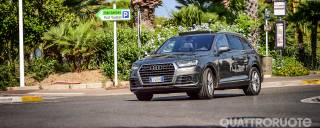 Audi Q7 La prova della 3.0 TDI quattro Business Plus