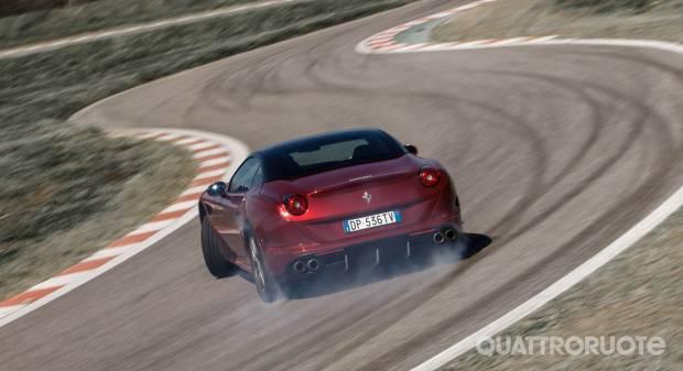 Ferrari California T Turbo sportiva, con anima da granturismo
