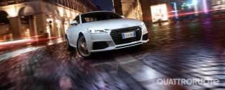 Audi TT Prestazioni, divertimento e bassi consumi