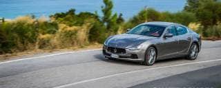 Maserati Ghibli La prova della S Q4
