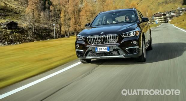 BMW X1 La prova della xDrive20d xLine
