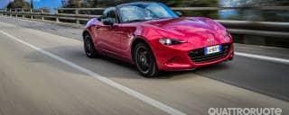 Mazda MX-5 La prova della 1.5L Skyactiv-G Exceed