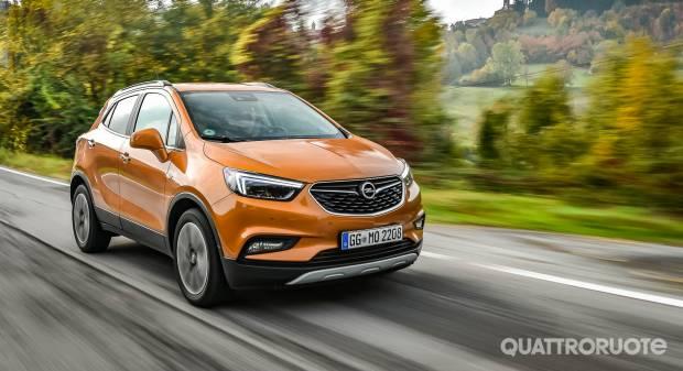 Opel Mokka X La prova della 1.6 CDTI 4X4 Innovation