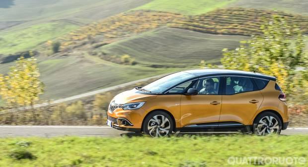 Renault Scénic La prova della 1.6 dci 130 CV S&S Bose