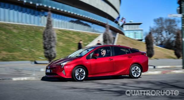 Toyota Prius La nostra prova della 1.8 Style