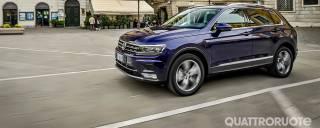 Volkswagen Tiguan La prova della 2.0 TDI 150 CV Dsg 4Motion Executive