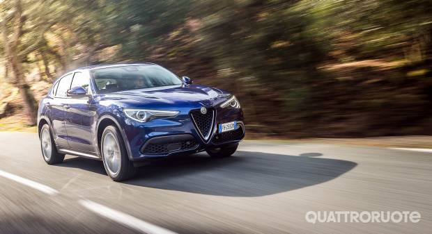 Alfa Romeo Stelvio La prova della 2.0 Turbo Q4 Super