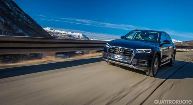 Audi Q5 La prova della 2.0 TDI 190 CV quattro S Tronic