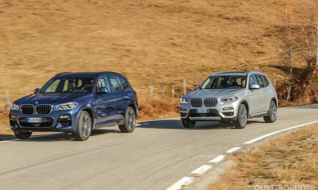 La prova della xDrive 30d xLine - VIDEO