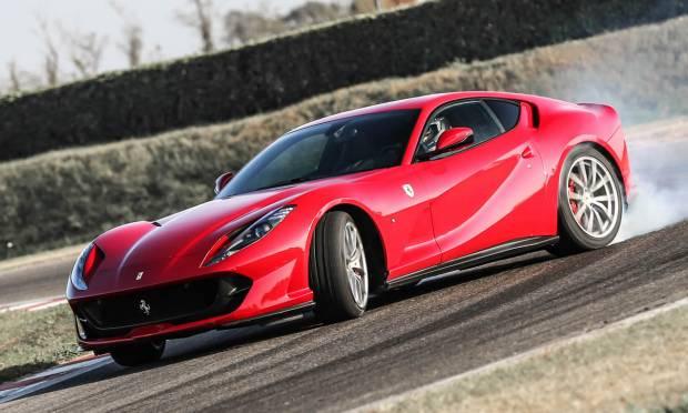 Ferrari La prova della 812 Superfast