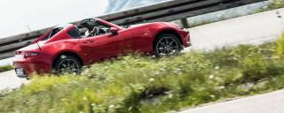 Sul dossier Q Sportive La prova della Mazda MX-5 RF - VIDEO