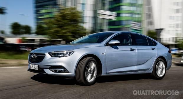 Opel Insignia Grand Sport La prova della 2.0 CDTI 170 CV - VIDEO