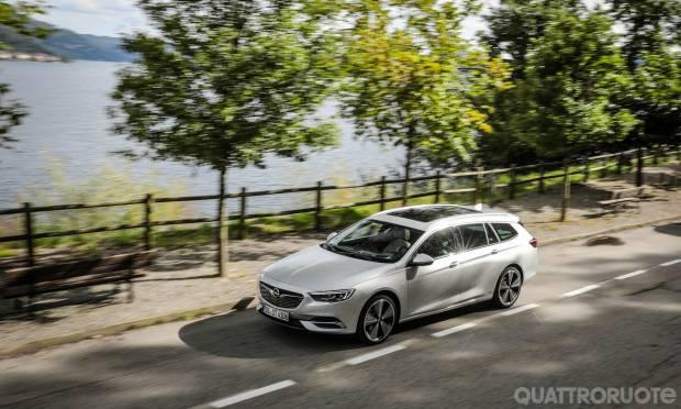 Opel Insignia Sports Tourer La prova della 2.0 CDTI Innovation automatica