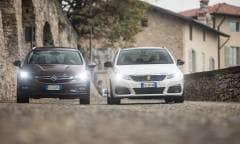 Peugeot 308 SW vs Opel Astra ST