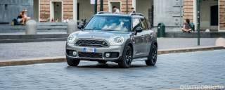 Su Quattroruote di settembre La prova della Mini Countryman Cooper S E - VIDEO