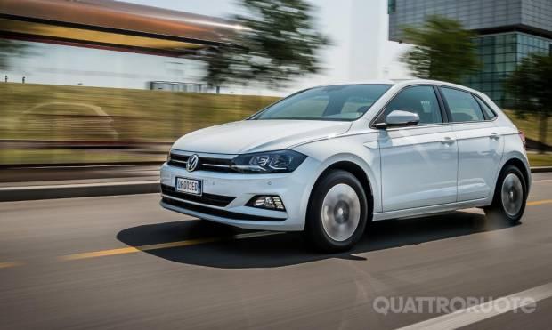 Su Quattroruote di ottobre La prova della Volkswagen Polo 1.0 Comfortline