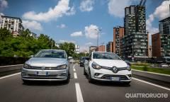 Volkswagen Polo vs Renault Clio