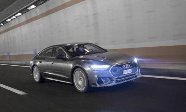 La prova dell'Audi A7 50 TDI quattro Tiptronic Business Plus