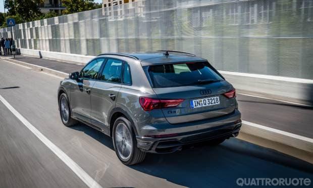 Audi Q3 La prova della 35 TDI quattro S Line Edition