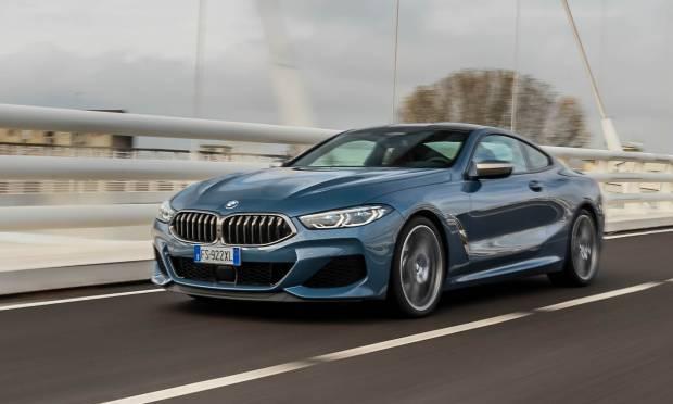 BMW Serie 8 La prova della M850i