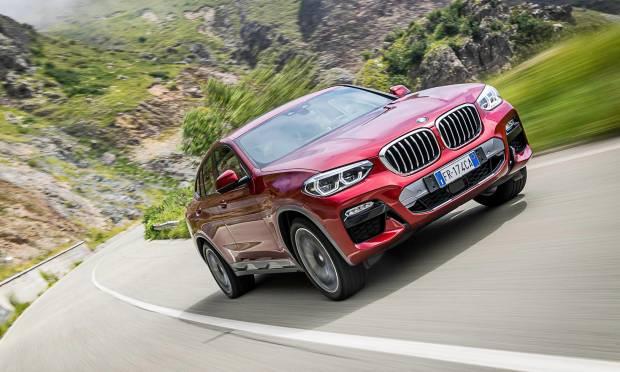 Sul numero di settembre La prova della BMW X4 xDrive20d