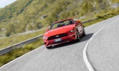 La prova della Ford Mustang - VIDEO