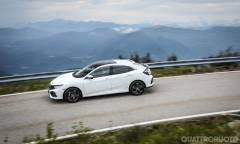 La prova della Honda Civic 1.6 i-DTEC