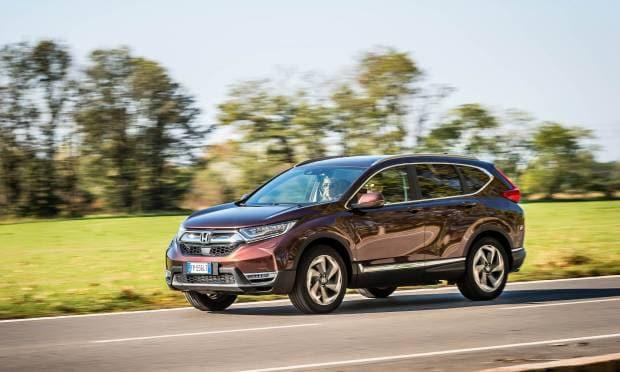 Sul numero di dicembre La prova della Honda CR-V 1.5T Executive Navi CVT AWD - VIDEO