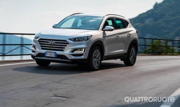 Sul numero di settembre La prova della Hyundai Tucson - VIDEO