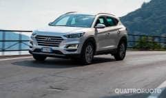 La prova della Hyundai Tucson - VIDEO
